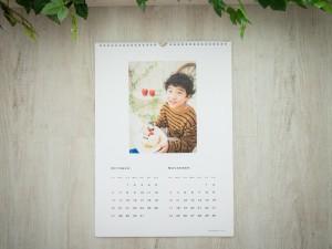IRODORIリングカレンダー
